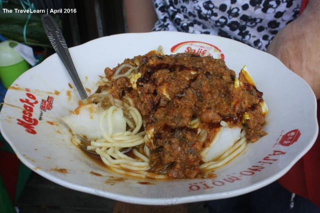 Toge Goreng, Jalan Suryakencana, Bogor