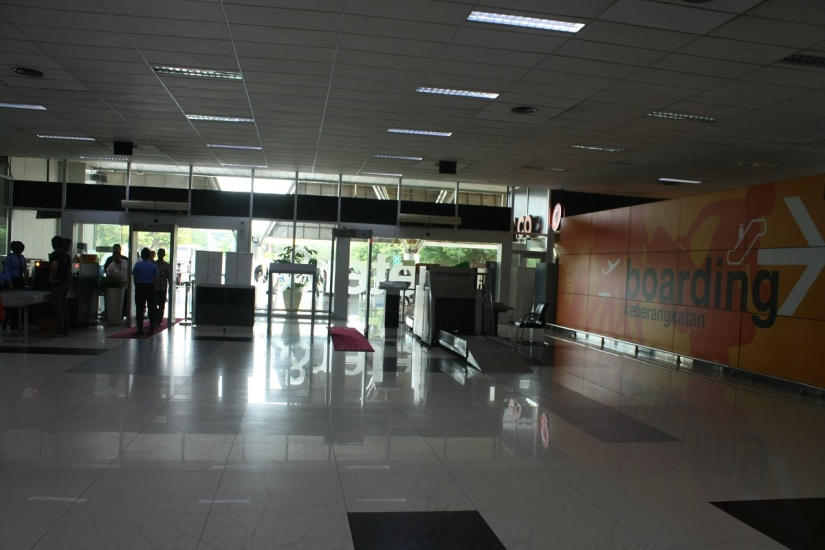 Welcome to Terminal 3 SoekarnoHatta International Airport, Jakarta