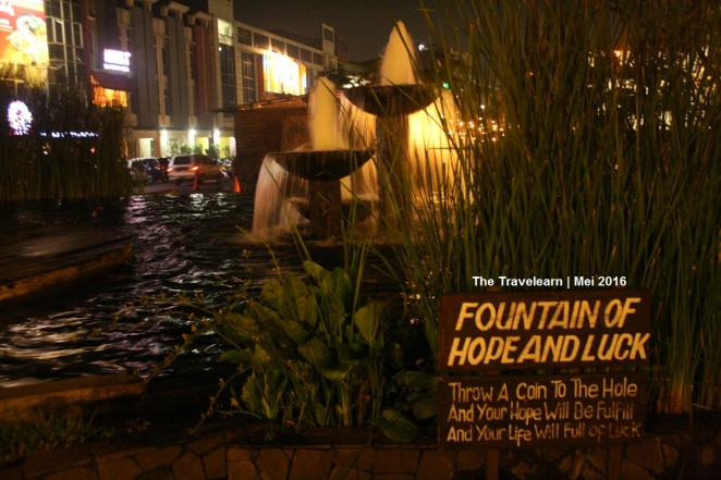 Fountain of Hope and Luck