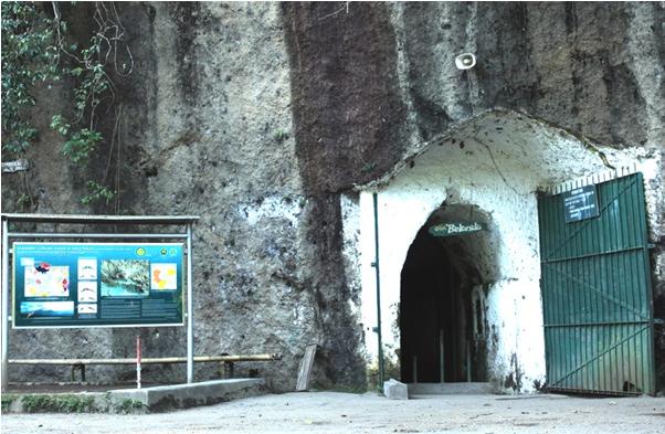 Goa Belanda, Taman Hutan Raya Ir. Djuanda Bandung