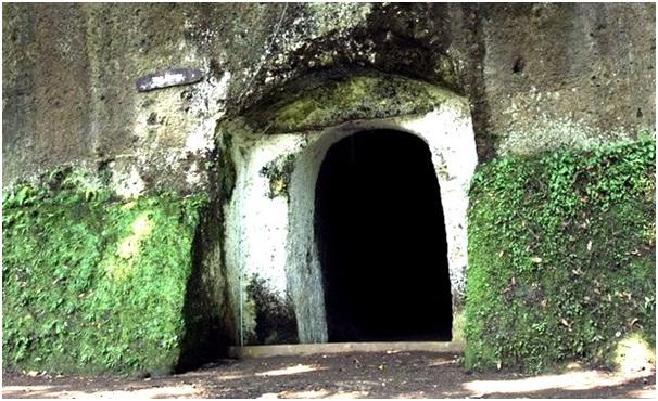 Goa Jepang, Taman Hutan Raya Ir. H. Djuanda Bandung