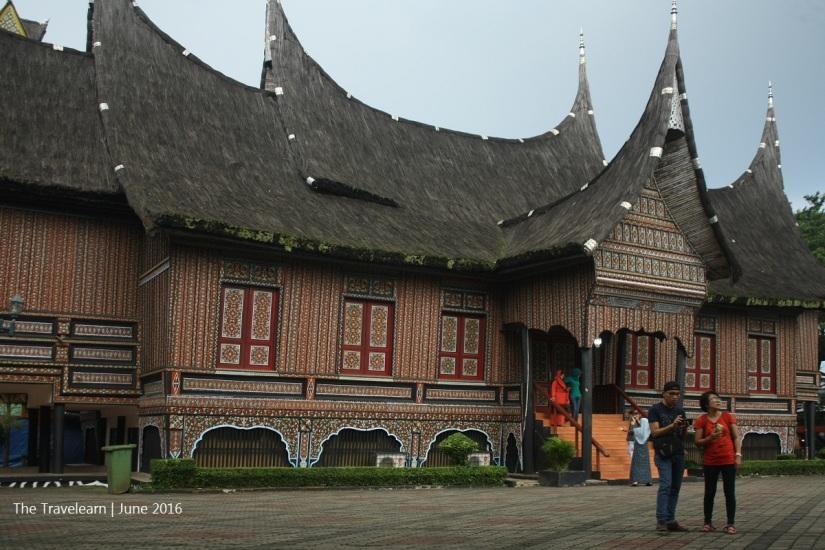 Anjungan Provinsi Sumatera Barat