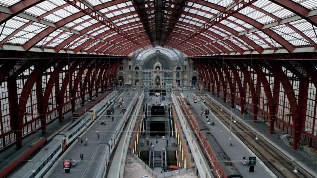 Andai Manggarai seperti Stasiun Antwerpen ini, sumber gambar: cpantwerpen
