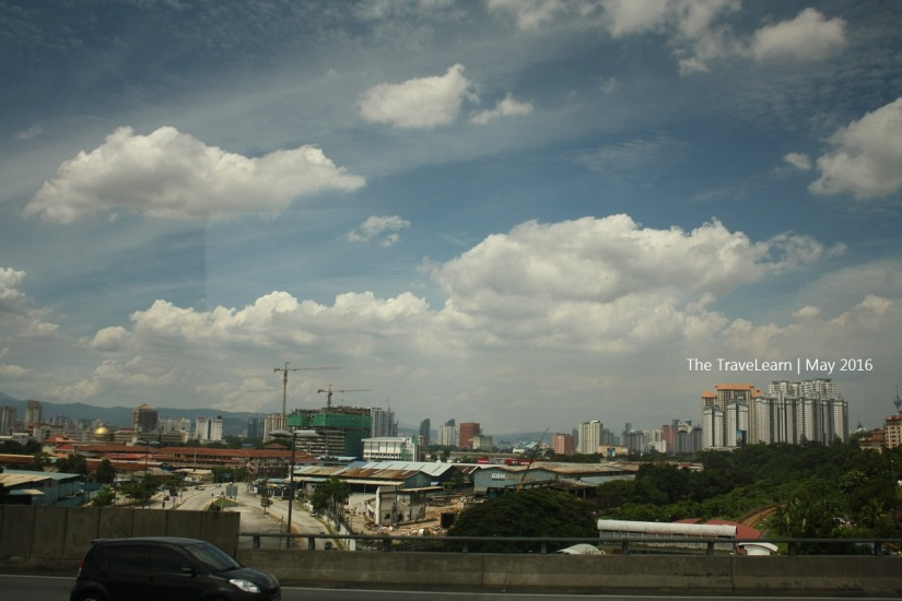 Leaving Kuala Lumpur to Genting Highland