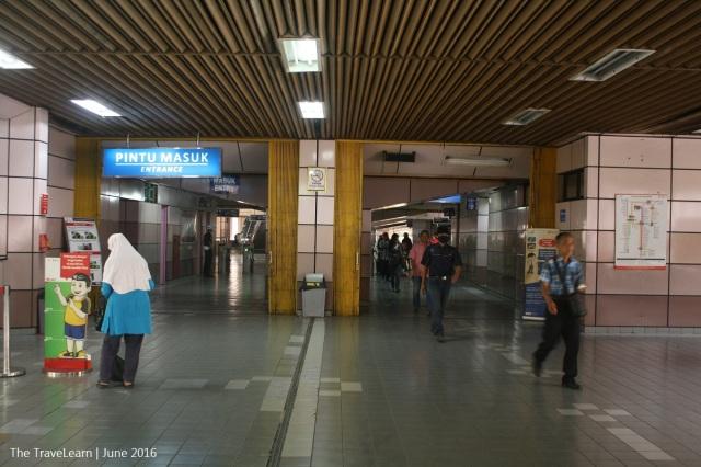 Sawah Besar Station, Jakarta
