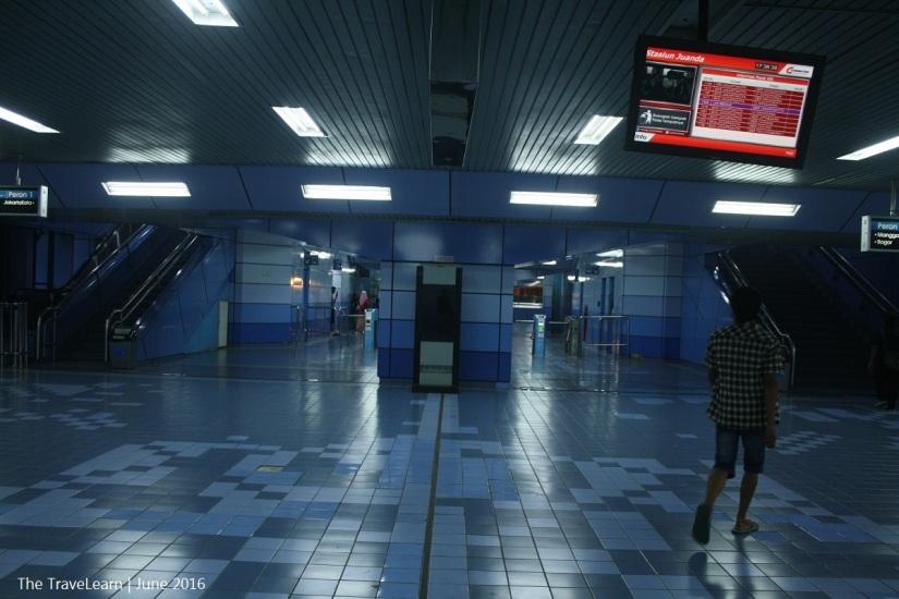 Juanda Station, Jakarta