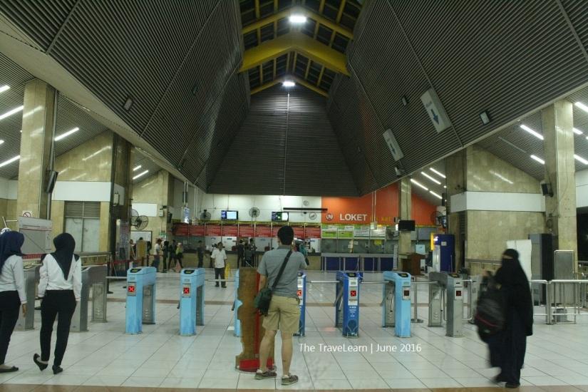 Tanah Abang Station, Jakarta
