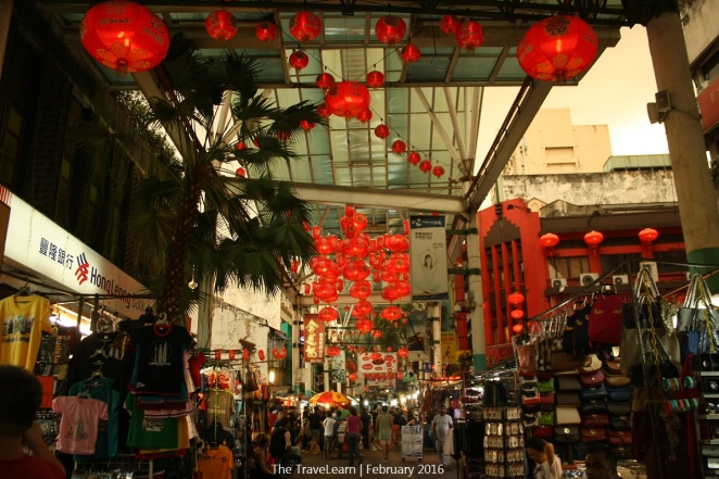 Inside the Petaling Street