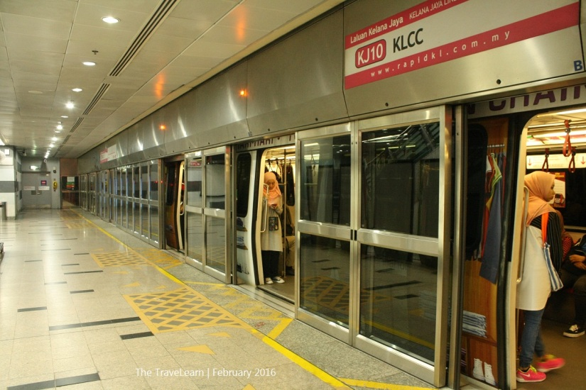 Stesen LRT KLCC