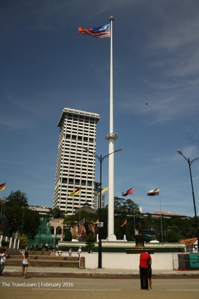 Dataran Merdeka, Kuala Lumpur, saksi kemerdekaan Malaya dari kolonial Inggris