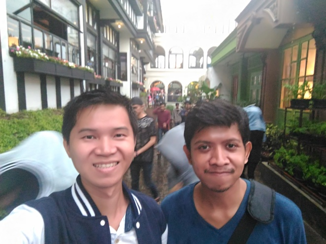 Meet up with Donny, CS member from Jakarta