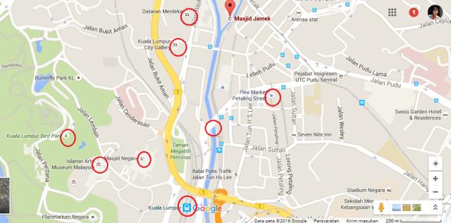 Kuala Lumpur Walking Tour (Heritage Trail)