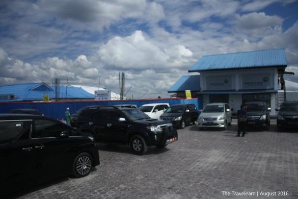 Silangit Airport, Tapanuli Utara