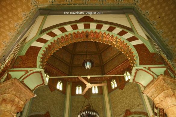 Diawali oleh Theo van Erp, Masjid Raya Medan lalu dilanjutkan perancangannya oleh J.A. Tingdeman