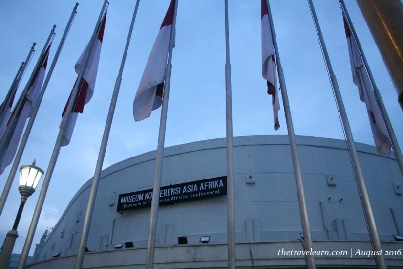 Museum Konferensi Asia Afrika, Bandung
