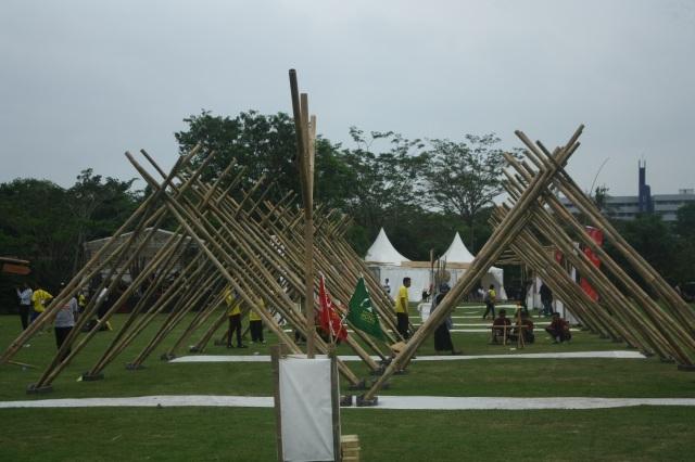 Rangkaian permainan tradisional Sunda