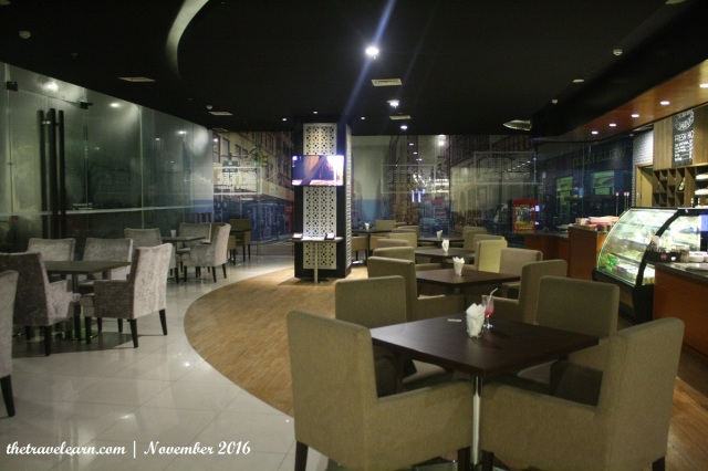 Street Cafe Hotel Grand Tjokro Bandung