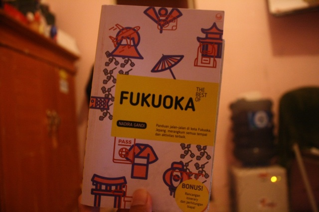 Sampul depan The Best of Fukuoka