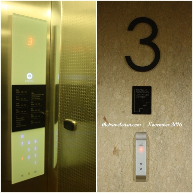 lift Hotel Grand Tjokro Bandung