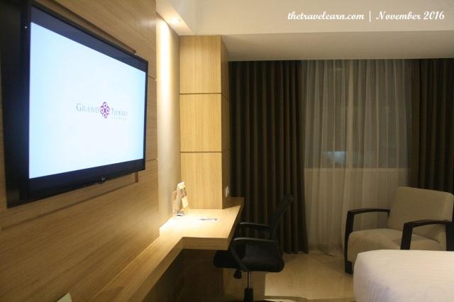 Deluxe Room Hotel Grand Tjokro Bandung