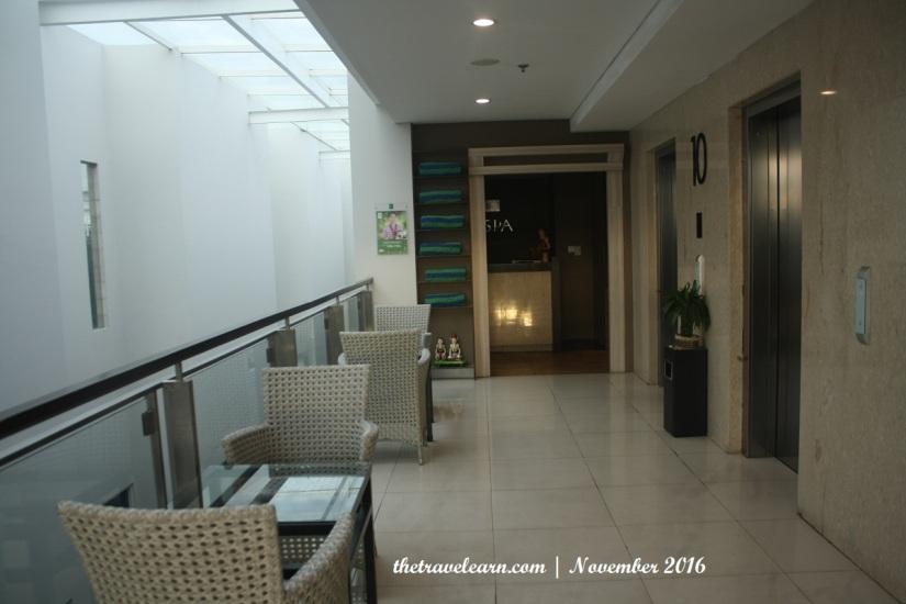 Spa & Massage di Hotel Grand Tjokro Bandung