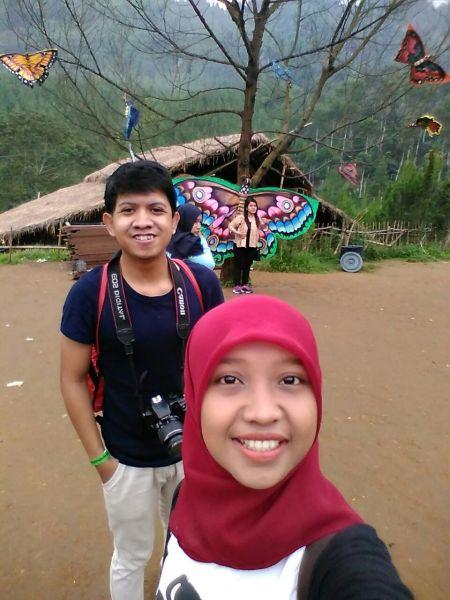 Motoran ke The Lodge Maribaya, Bandung. Tetep semangat jalan!
