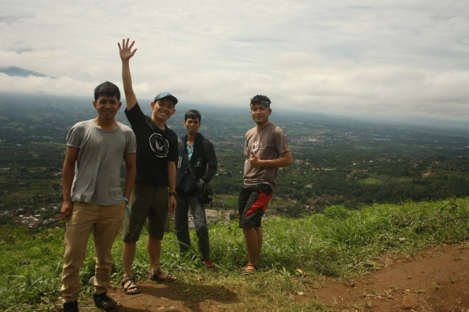 One Direction di Bukit Alesano