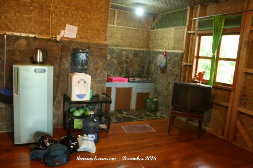 Ruang Bersama Villa Botani, Bogor