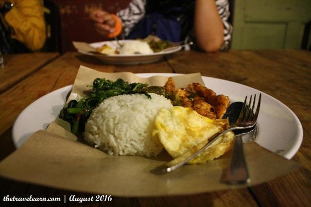 Nasi Rames di Food Plaza Vivo City, Harbourfront