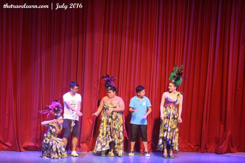 Mambo Cabaret Show, Bangkok