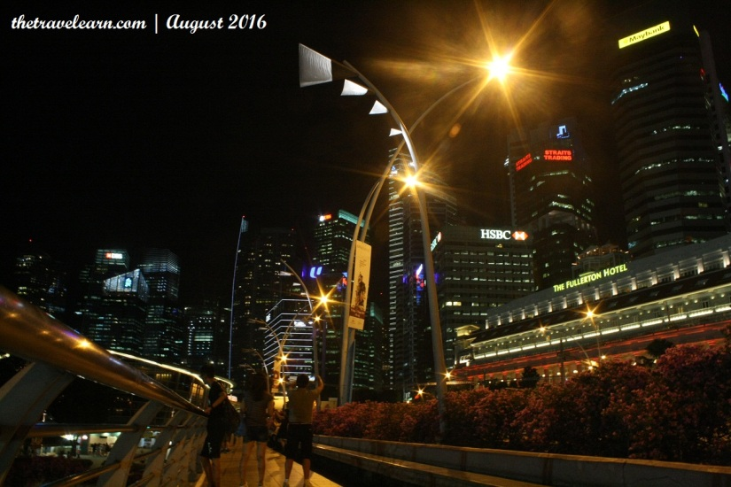 Jalan kaki di Singapura itu nyaman banget!!!