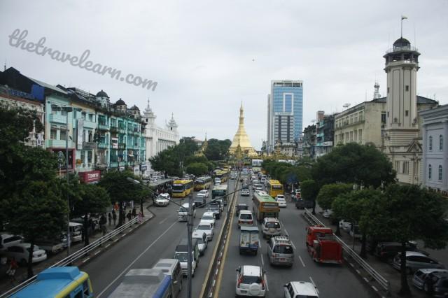 Mengunjungi 10 Tempat Wisata Di Dekat Sule Pagoda Yangon Myanmar The Travelearn