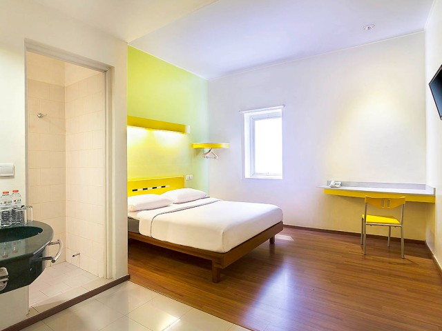 Ibis Budget Menteng Hotel Bintang 2 Plus Plus Di Jakarta Pusat The Travelearn