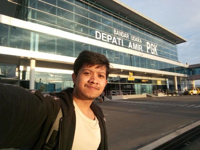 bandara depati amir pangkalpinang bangka