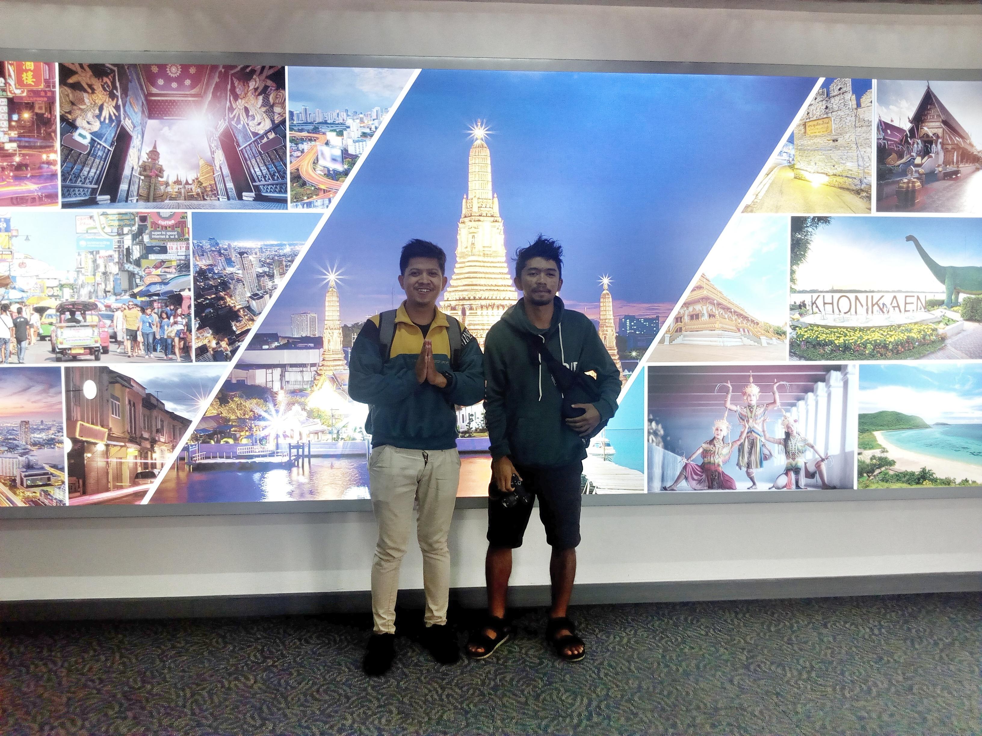 Vizitrip Part 1 Review Thai Lion Air Jakarta Bangkok Dan Perjalanan Menuju Hotel The Travelearn