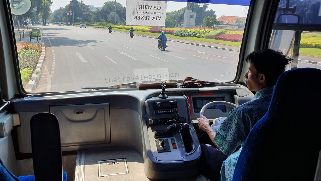 Pengalaman Naik Bus Big Bird Airport Shuttle Dari Gambir Ke Bandara Soekarno Hatta The Travelearn