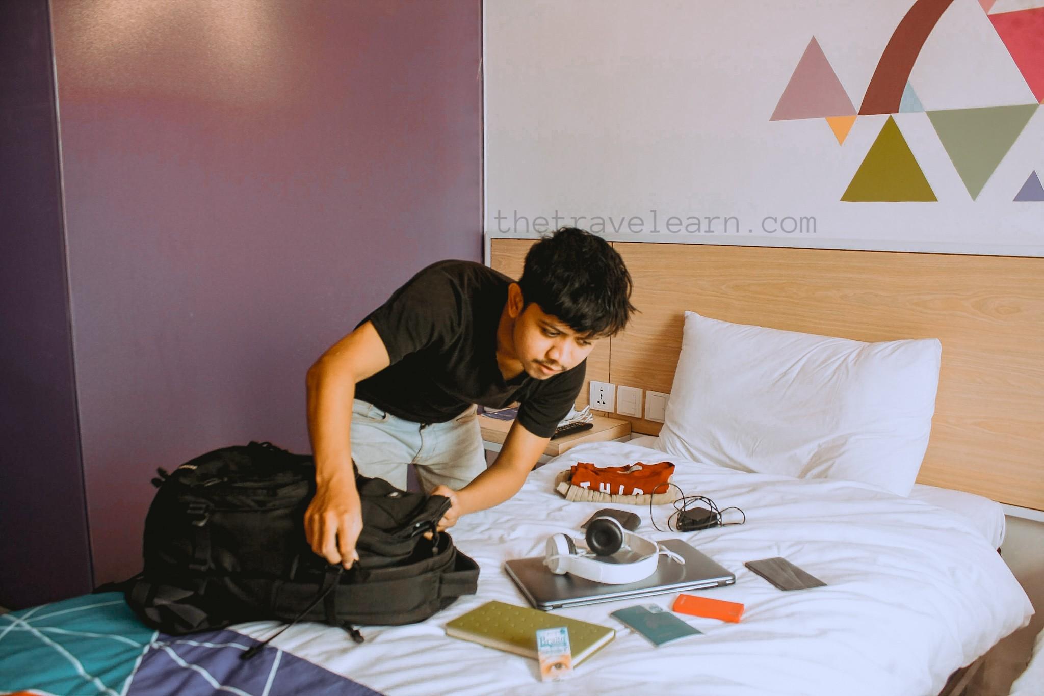 Menginap Di Dafam Express Jaksa Hotel Baru Dekat Stasiun Gambir The Travelearn